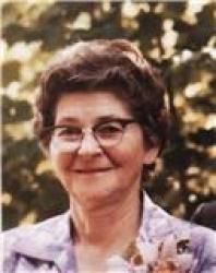 Evelyn Robarts