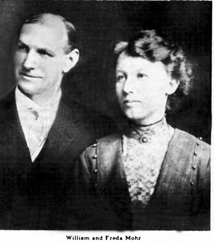 William and Frieda Mohr