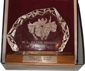 Payne Medal